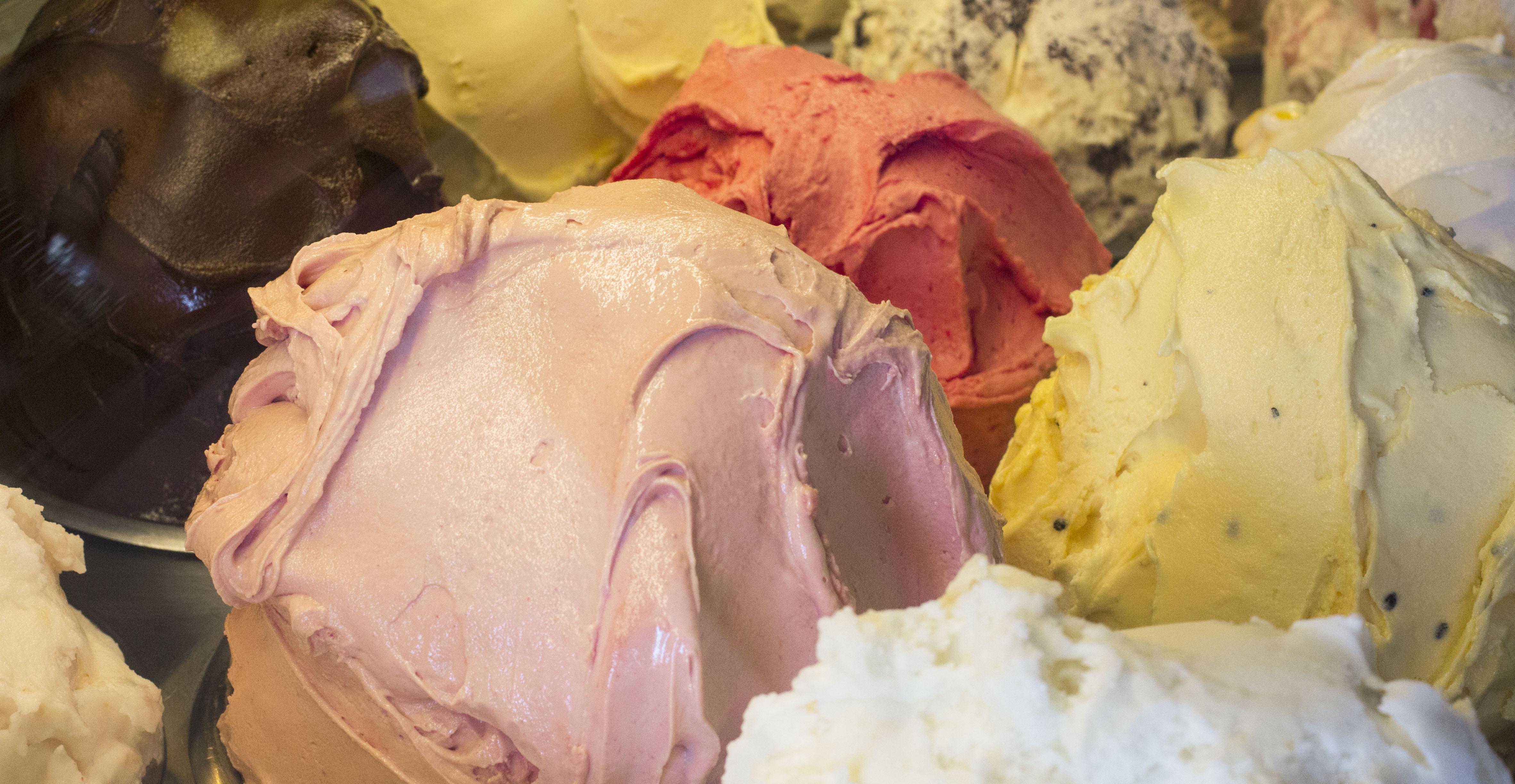 Messina Ice Cream Cake