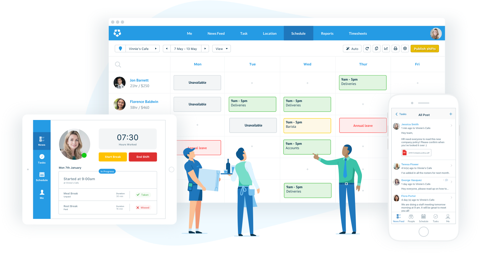 Time-saving Scheduling Software for Any Type of Business