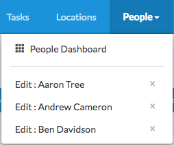People Edit