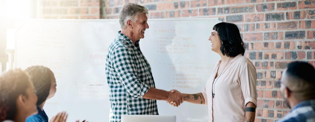 Make employees feel valued