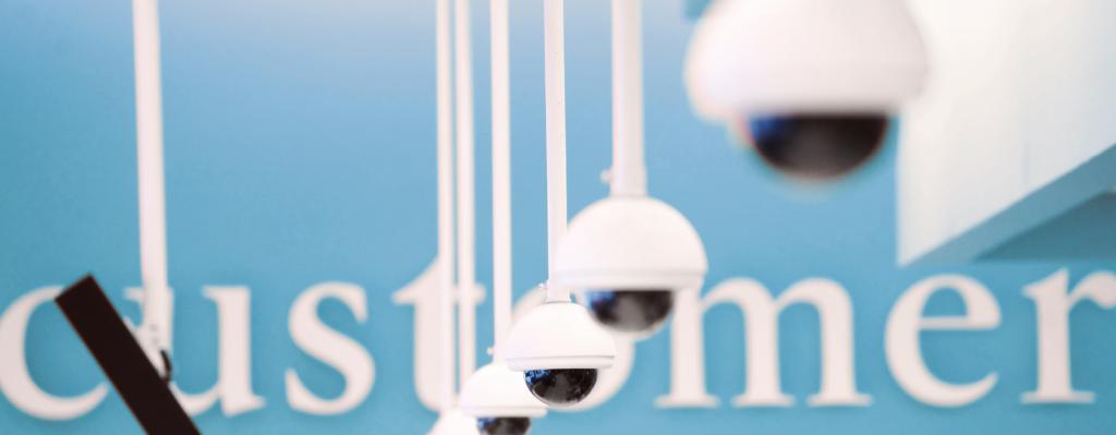 Put your workplace under surveillance