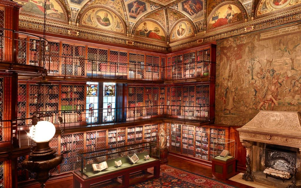 Morgan Library and Museum-NYC