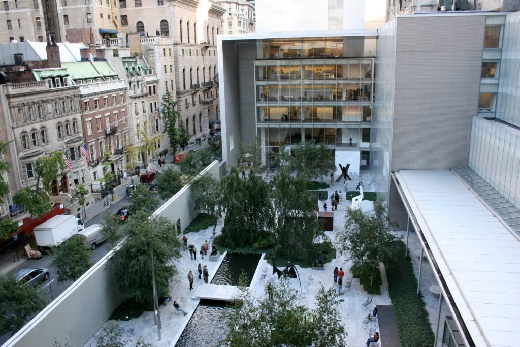 Museum of Modern Art-NYC