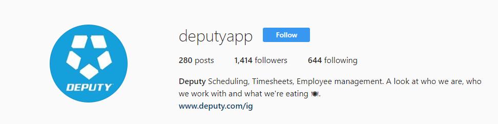 Deputy Instagram2