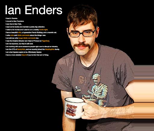 Ian Enders