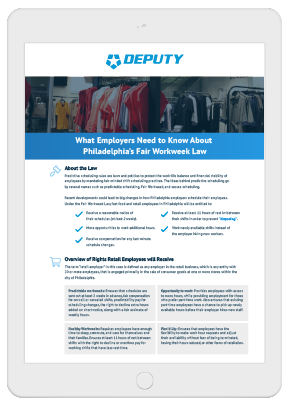 Deputy-Philadelphia Fair Workweek-one-pager